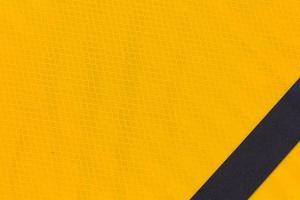 résumé, gros plan panneau jaune