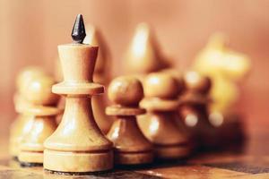 chef d'échecs photo