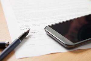 formulaire de contrat