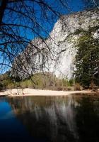 eau dans le parc de yosemite photo