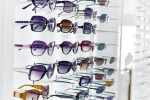 des lunettes de soleil photo