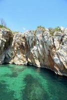 grotte rabac, istrie, croatie, europe