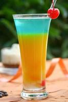 boissons froides photo