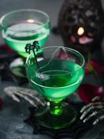 boisson d'Halloween