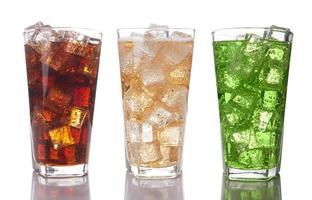 boissons sucrées photo