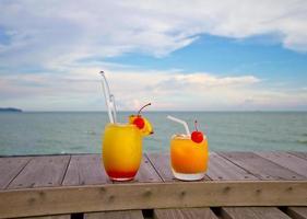 boisson froide photo