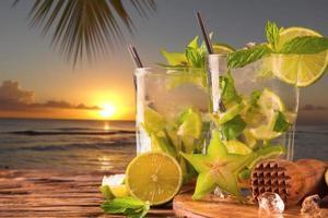 boisson d'été photo
