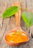 miel dégoulinant