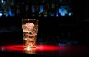 boisson mélangée photo
