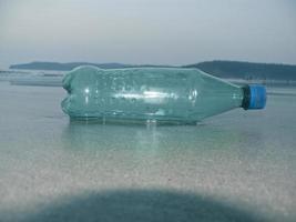 bouteille de boissons gazeuses photo