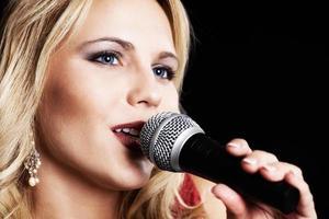 chanteur photo