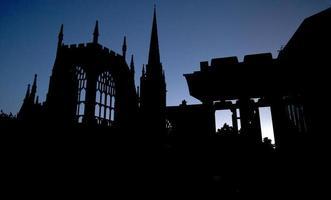 cathédrale de Coventry photo