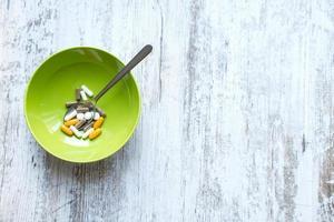 compléments alimentaires photo