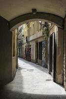 carrer arc de santa eulàlia photo
