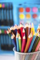 outils de couleur photo