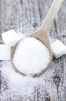 sucre (gros plan) photo