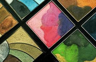 cosmétiques pour le maquillage photo