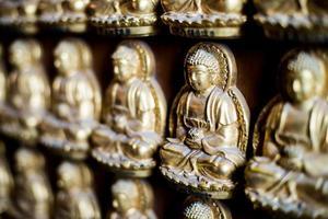 statue de Bouddha de Chine photo