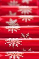 pétards de Noël photo