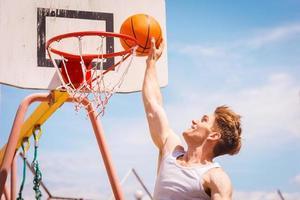 slam dunk. photo