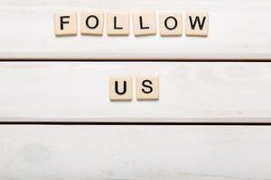 suivez-nous et un espace copie pour mettre votre profil