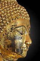 visage de Bouddha photo