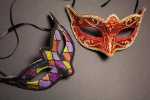 masques de carnaval photo