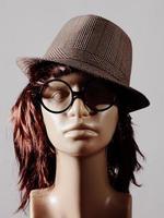 tête de mannequin photo