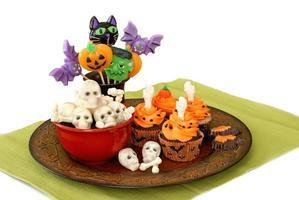 bonbons d'Halloween photo