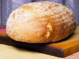 pain de seigle bouchent photo