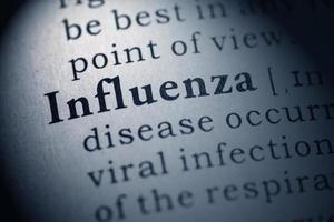 grippe et grippe photo