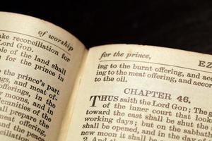 Sainte Bible photo