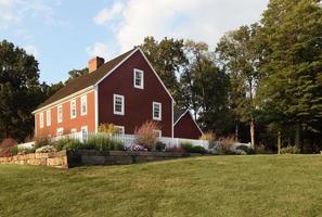 maison de reproduction coloniale photo