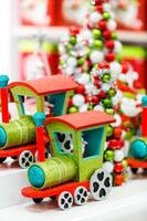 décorations de Noël photo
