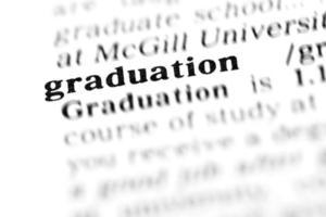 graduation (le projet de dictionnaire) photo
