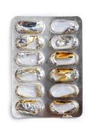 formulaire vierge de test de drogue photo