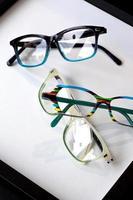 des lunettes photo