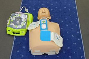 mannequin aed photo