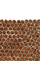ligne de production de cigarettes photo