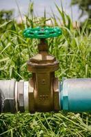 valve d'eau photo