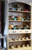 salons de thé anglais photo