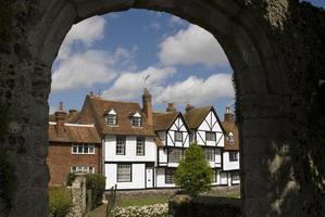 maisons de canterbury photo