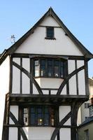 maison à colombages photo