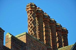cheminées tudor photo