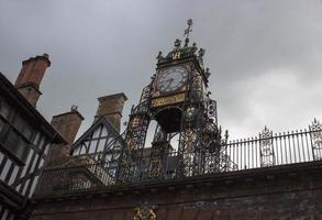 horloge chester photo
