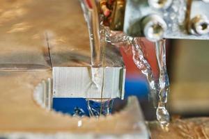 érosion par fil ou étincelle photo