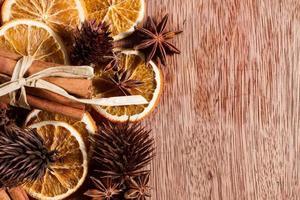 décorations de Noël naturelles