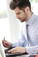 conseiller financier photo
