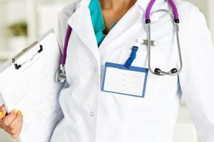 concept d'accueil des médecins photo