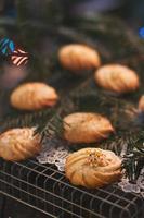biscuits de Noël faits maison photo
